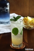 菠萝椰子莫吉托  Pineapple-Coconut Mojito