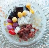 配方 流行/甜品》仙草芋圆