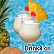 百加得可可菠萝汁 Bacardi Coco and Pineapple Juice
