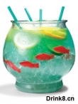 夏季鱼缸鸡尾酒 Summer Fish Bowl Drink