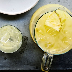 生姜菠萝 Ginger Pineapple Cocktail