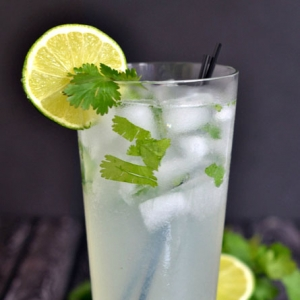 椰子柠檬香菜酷乐 Coconut Lime Cilantro Cooler